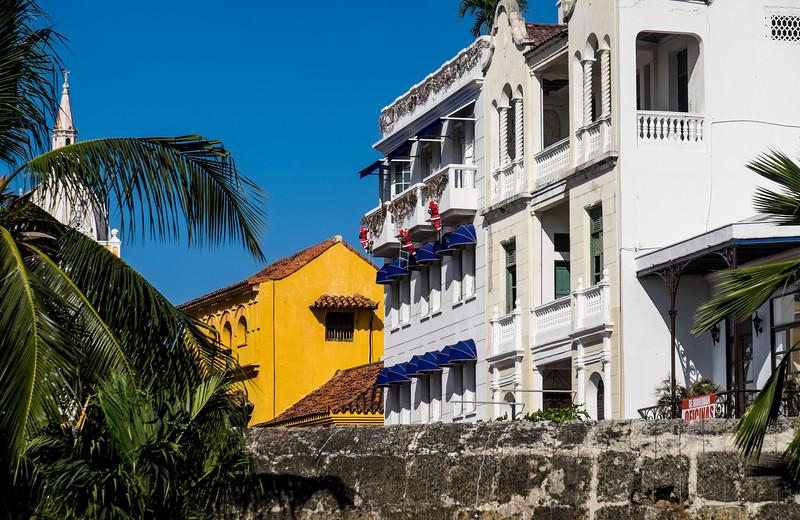 Cartagena Columbia Climbing Santas