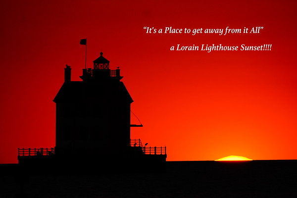 Beautiful Sunsets...............(Lorain Harbor)