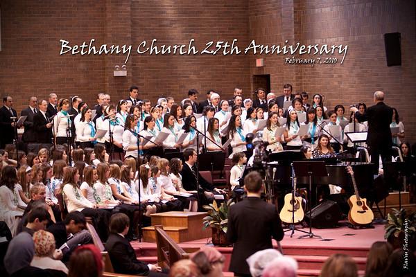 Bethany 25th Anniversary