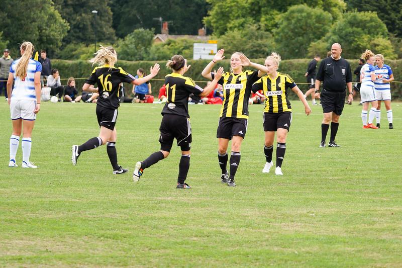 18.08.12. CWLFC vs Reading Ladies (Res)