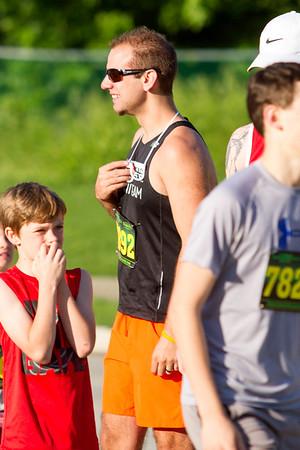 John's Run 5K   (  5-29-17 )