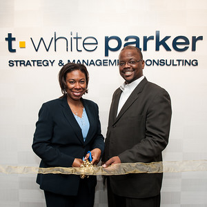 T. White Parker's Ribbon Cutting Ceremony