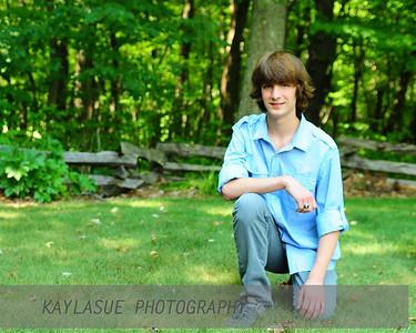 AJ's Senior Pictures