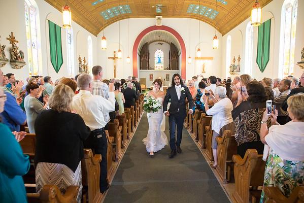 Samantha + Jorge / Mullet Lake Wedding Photography