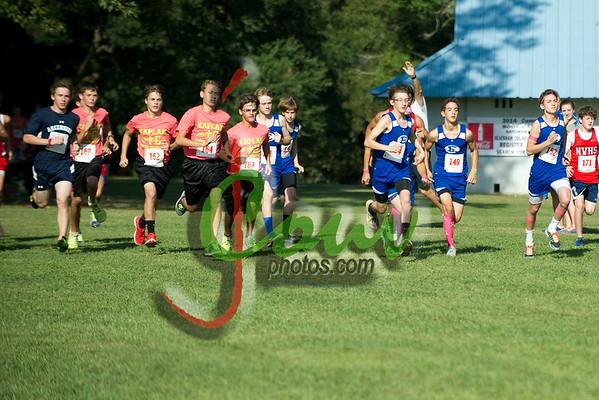 2014 High School Boys Race