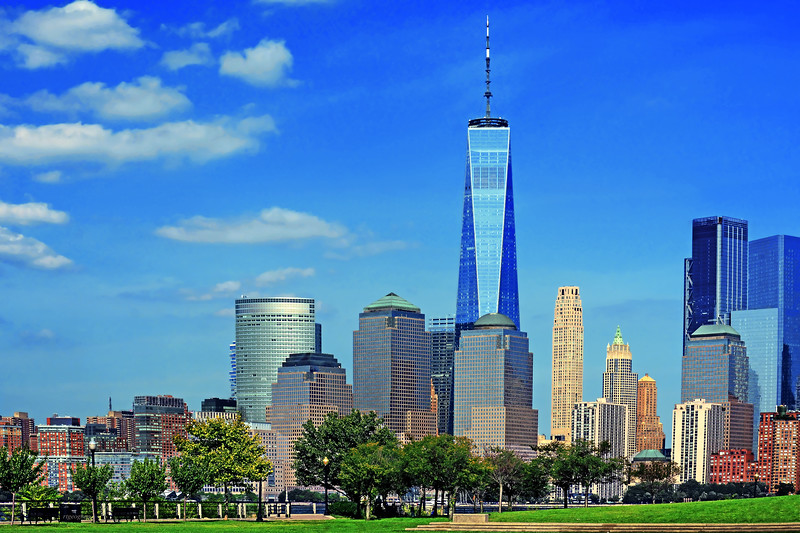 Perfect Together - N.J. and One World Trade