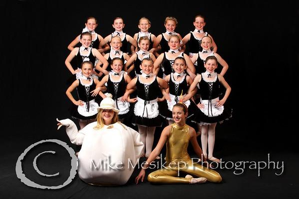 Ballet 2A - 3:45