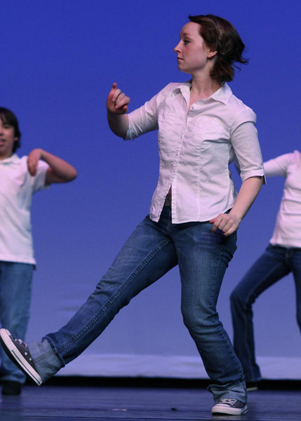 2009 Recital - Come On Everybody/Church/Tamborine