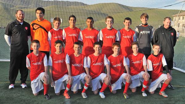 Gabriel UNITED U14B Soccer