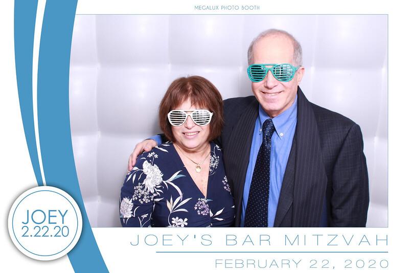 Joey's Bar Mitzvah 02-22-20
