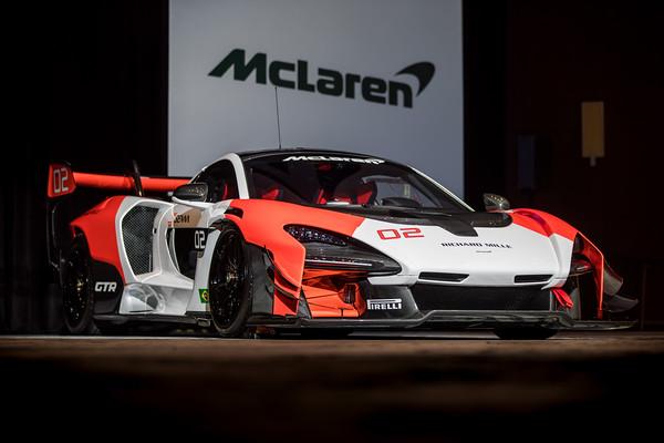 Gala - McLaren
