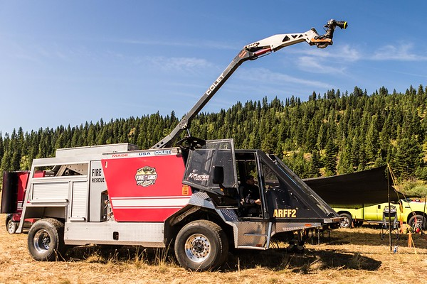 Teton County ARFF Vehicle