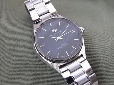 Lushan 庐山 black dial