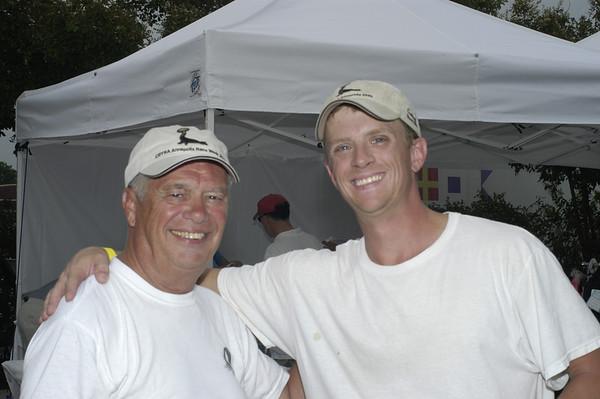 2012 Annapolis Race Week Party Shots