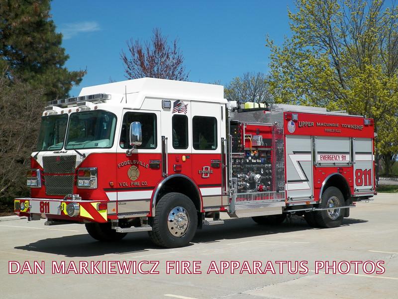 FOGELSVILLE FIRE CO.