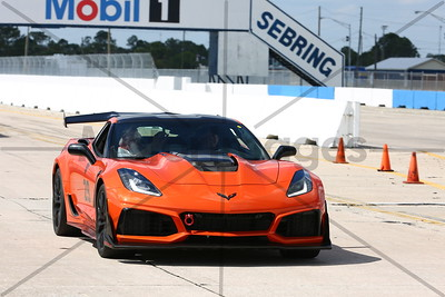 CHIN TRACK DAYS AT SEBRING, FEBRUARY 16-17
