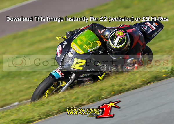 LUC MAMET THUNDERSPORT GB ANGLESEY 2016