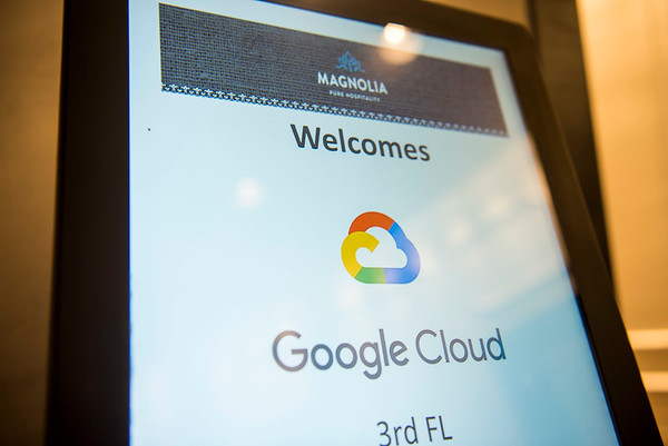 Google Cloud Houston