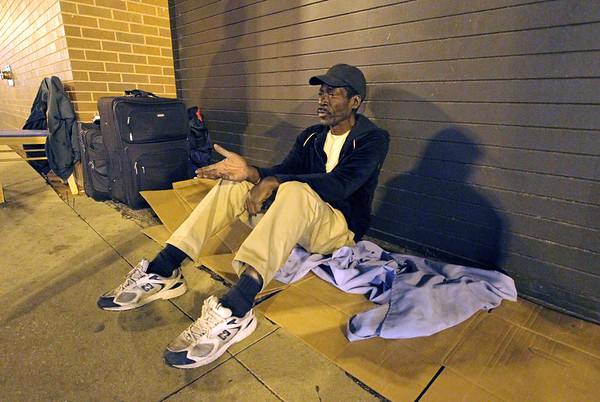 Homeless Photos