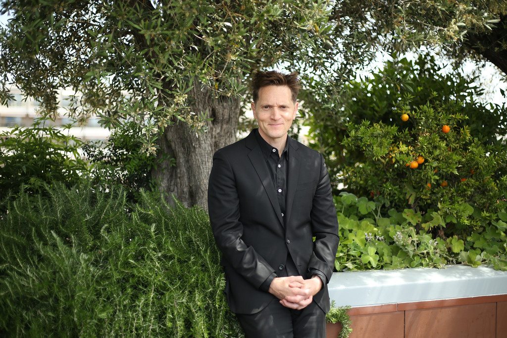 . Director Matt Ross poses during portraits for the film Captain Fantastic at the 69th international film festival, Cannes, southern France, Wednesday, May 18, 2016. (AP Photo/Joel Ryan)