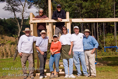 2007-11-14 Wednesday - Work Day at Centennial Camp