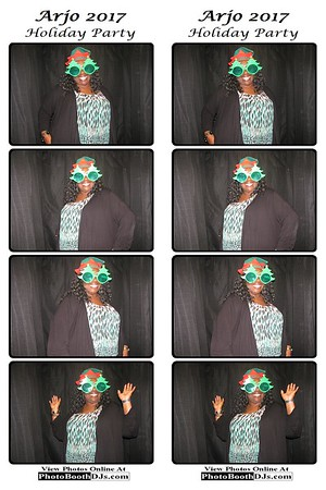 11/29/2017 Arjo Holiday Party (PhotoStrips)