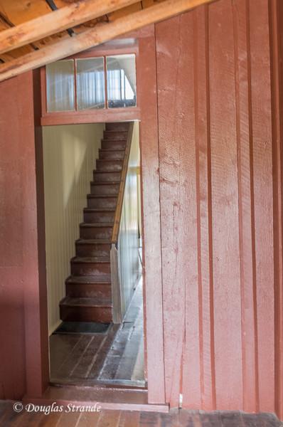 Narrow Stairway