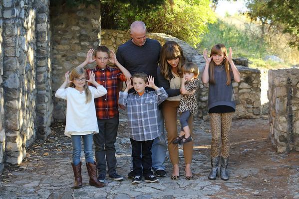 Darron Miller Family 2014