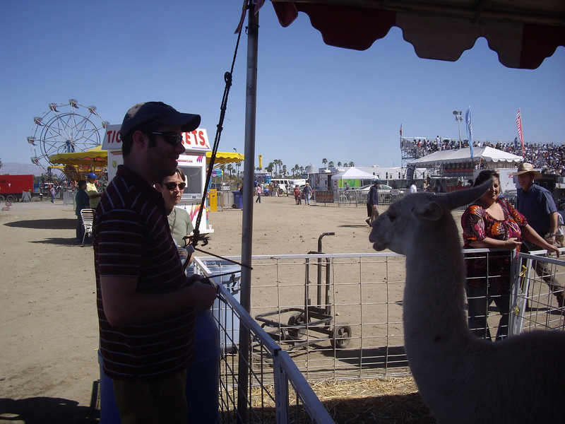 Palm Springs Rodeo.