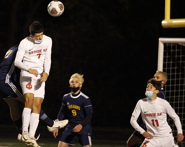 HS Sports - Grosse Ile vs. Clawson Boys' Soccer