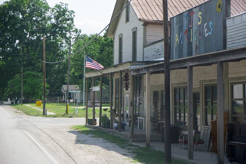 Illionois Small Town