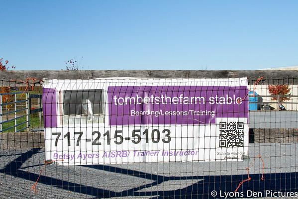Tombetsthefarm Stable Horse show 2014