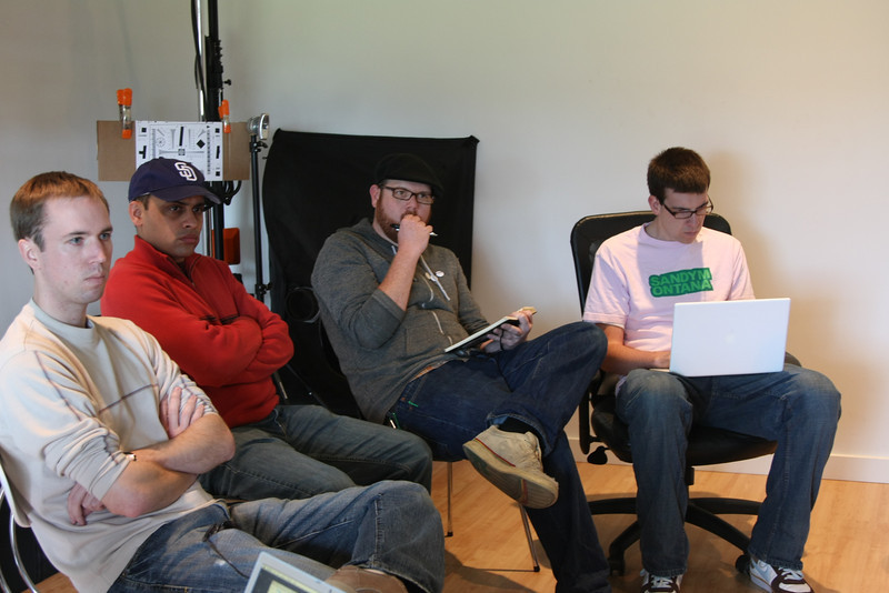 Production meeting