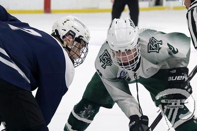 Boys' Ice Hockey vs Mashpee/Monomoy 🏒 2020