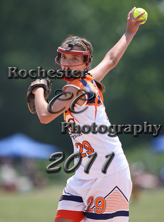 12U West Seneca Magic Orange v. Rochester Thunder 12PM 2011