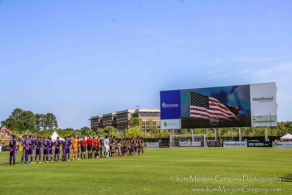 BATTERY vs ORLANDO CITY B | 06-11-16