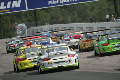 GT3 Cup Challenge Canada