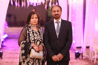 Karachi- Aslam Daughters Valima - 14 Jan 2019