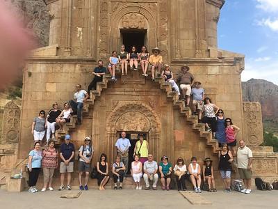 2017 Pilgrimage to Armenia