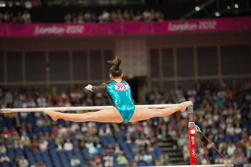 __02.08.2012_London Olympics_Photographer: Christian Valtanen_London_Olympics__02.08.2012_D80_4368_final, gymnastics, women_Photo-ChristianValtanen