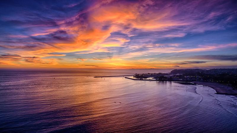 Capo Beach Sunset Tony Tribolet-01.jpg