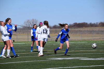 2019 Reserve Girls Soccer