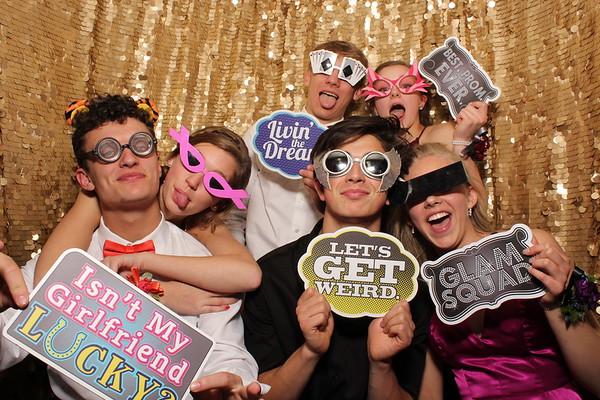 Menomonie High School Prom 4-27-2019 IMAGES