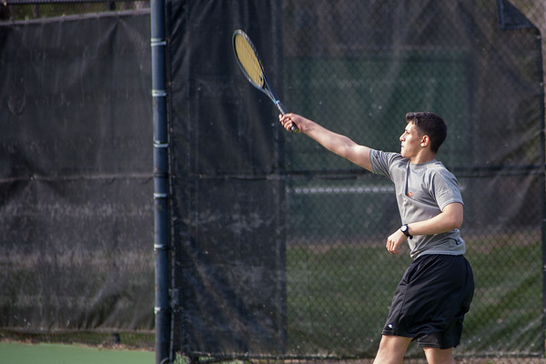 Tennis v New Covenant School