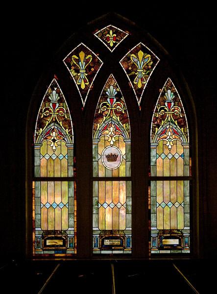 Homerville Georgia United Methodist Church - Lexington Kentucky Photography
