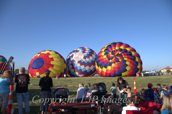 Great Midwest Balloon Festival 2013