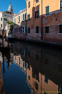 Venice - Scenes from the Canals