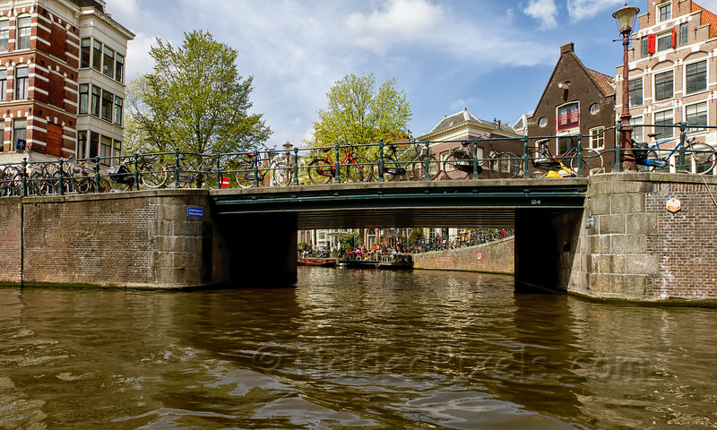 Bikes, Boats and Bridges - Amsterdam
