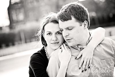 Heidi & John {engagement session}