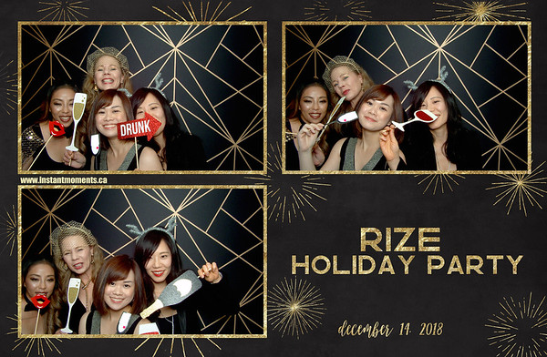 Rize Holiday Party
